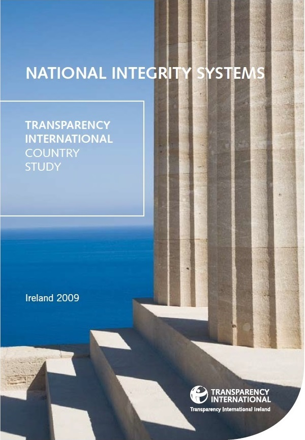 TI Ireland's National Integrity Study