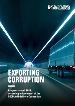 TI Exporting Corruption Report